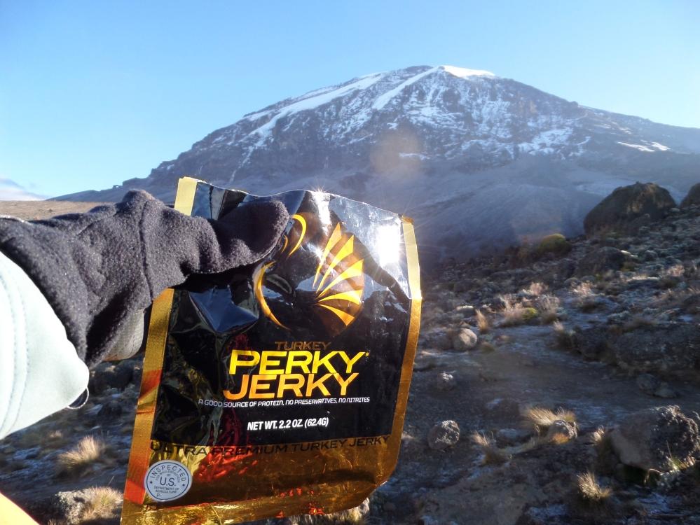 Gina Schreck perky jerky