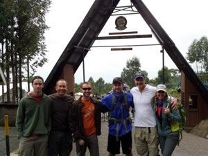 Gina Schreck, Kilimanjaro