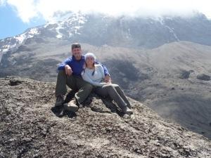 Gina Schreck, Kilimanjaro, Kirk Schreck