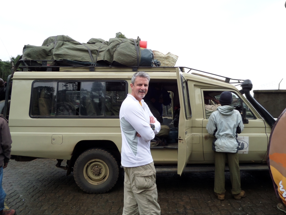 Kilimanjaro Gina Schreck