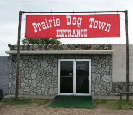 Schreck family Gina Schreck prairie dog