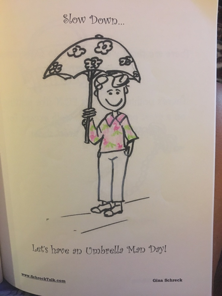 Umbrella Man Day