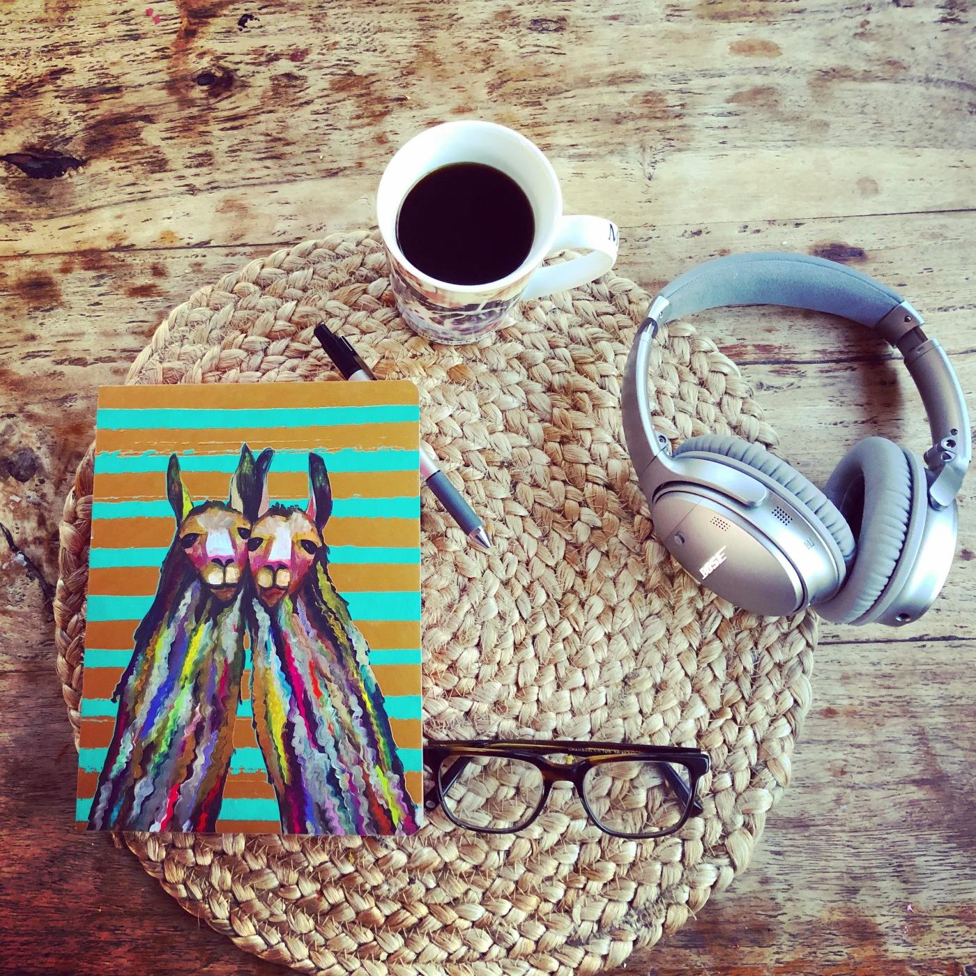 Journals, journaling, entrepreneurial life